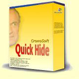 hide windows, hide taskbar, lock computer, hide desktop icons, hide programs, lock desktop, bosskey, hide icons, boss key